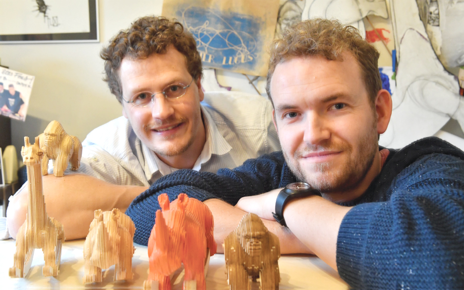 Maquettes 3d à monter soi-même, créations made in France