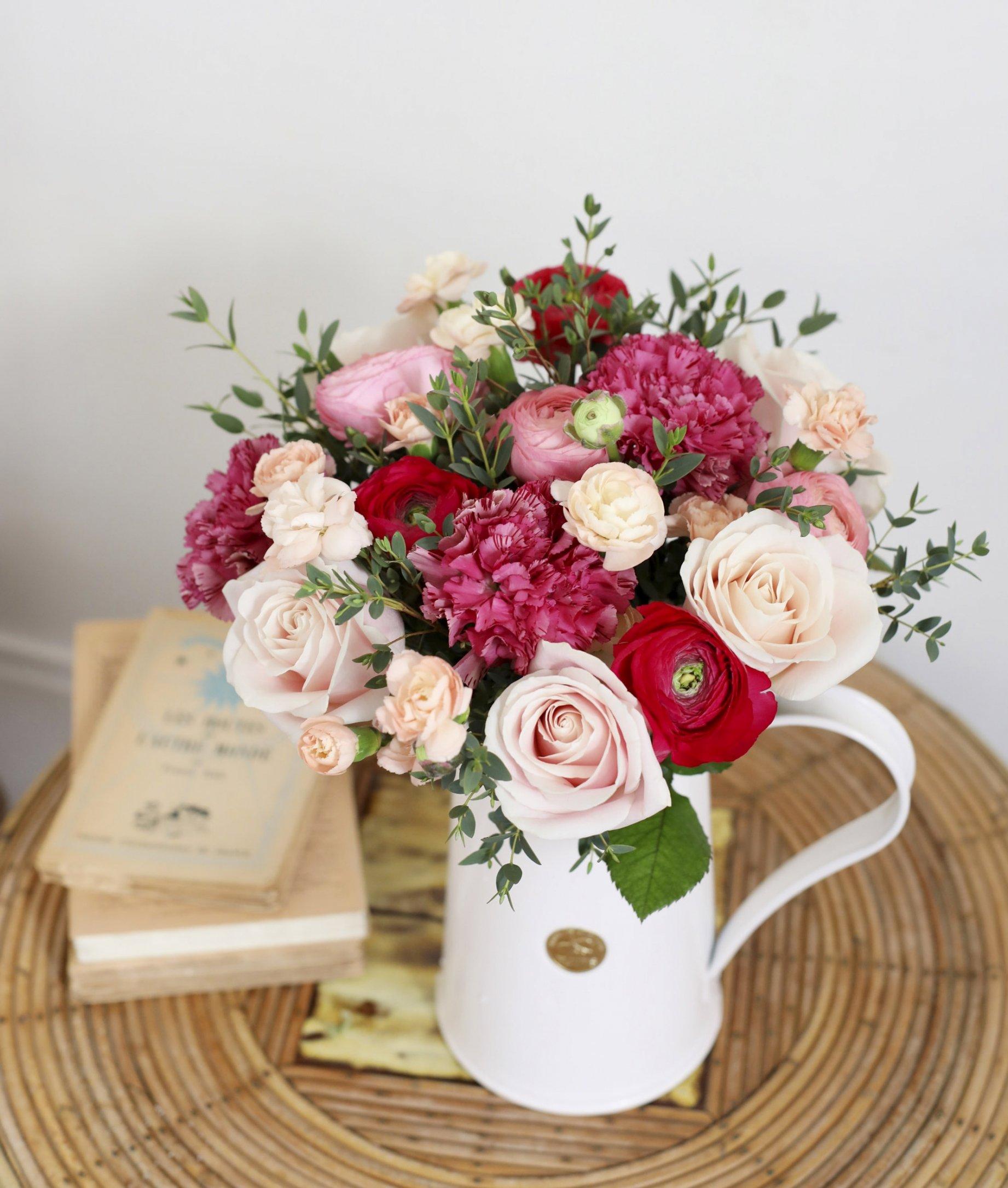Idées cadeaux pour la fête des mères, les bouquets Bergamotte