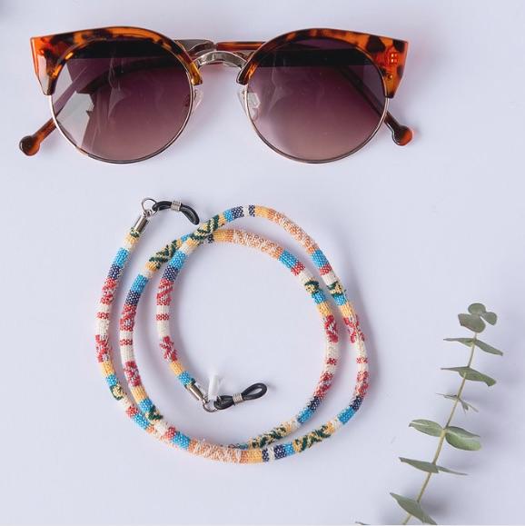 cordon lunettes de soleil